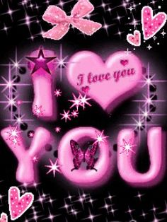 Pink Butterfly I Love You Live - Android I love you more than words can express. I love you most! I love you, with an extra squeeze! Love Heart Images, I Love You Images, Love You Gif, My Love, Heart Wallpaper, Love Wallpaper, Messages Bonjour, Beautiful Love Pictures, Love Notes