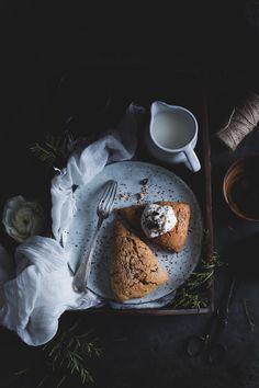 Hazelnut scones - Carnets Parisiens