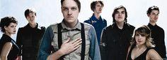 Arcade Fire Facebook Covers