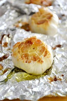 How to make the perfect Roasted Garlic