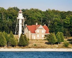 13 best plum island range lights images plum island door county rh pinterest com