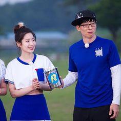 Dahyun at Running Man