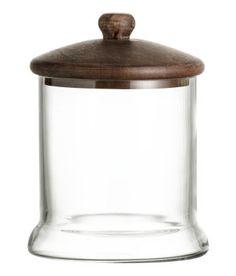 Glass Jar - Home | Living Room | Storage | H&M US