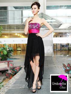 90834670c Las 34 mejores imágenes de Vestidos de Noche Umbrella Chic ...