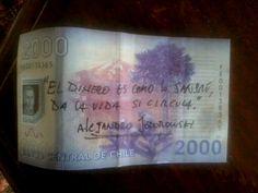 El dinero.