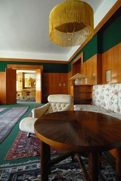 Loos interiors: Official website of the City of Pilsen Art Deco Furniture, Furniture Styles, Living Area, Living Spaces, Living Rooms, Interior Design History, Cottage Interiors, Art Nouveau, Cool Rooms