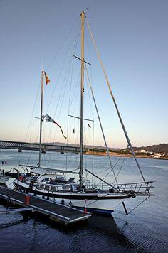 yacht - Marina of Viana do Castelo
