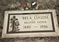 Bela Lugosi was buried in one of his vampire capes. At the time of his death he was so poor that Frank Sinatra picked up the cost of his funeral.