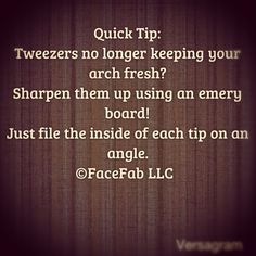 Love this great beauty tip