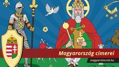 A Magyar címerek weboldalon 3.046 település, 19 megye, a 71 történelmi vármegyénk és Magyarország királyi és hivatalos címerei találhatók.
