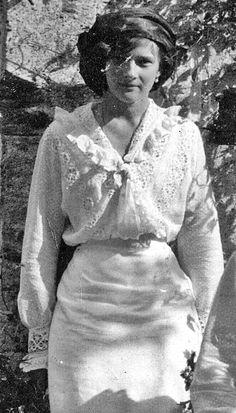 Grand Duchess Tatiana, 2nd child of Tsar Nicholas II and Empress Alexandra