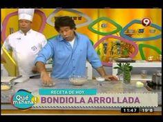 Bondiola arrollada - YouTube