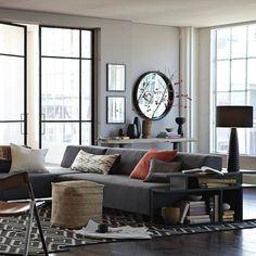 salones actuales Archives - Decoratrix | Blog de decoración, interiorismo y diseño