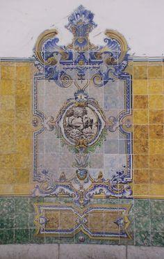 Chafariz na R. da Junqueira - Lisboa