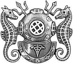 Navy Diver Helmet