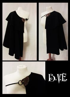 Cappa stile Ezio Auditore Assassin Creed / par BlackVelvetEmporium