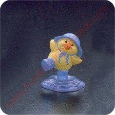1991 Duck - Merry Miniature