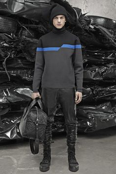 Alexander Wang Men's RTW Fall 2014 - Slideshow - Runway, Fashion Week, Fashion Shows, Reviews and Fashion Images - WWD.com