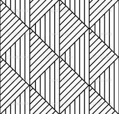 geometric origami pattern straight lines patterns geometrische patroon naadloze depositphotos abstract thewallstickercompany creative ontwerp kunst stockillustratie cool seamless removable line