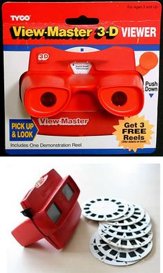 Ah the memories, I loved my View-Master. 90s Childhood, My Childhood Memories, Best Memories, Vintage Toys 1960s, Retro Toys, View Master, 90s Toys, 80s Kids, I Remember When