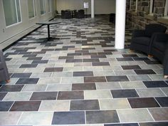 Staining Porcelain Floor Tile Installing Ceramic Flooring May Be Performed By Anyone With Good Sight Or Gles Wh