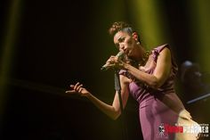 NINA ZILLI - FRASI&FUMO TOUR http://www.soundgrapher.com/photolive-nina-zilli-roma-09052015/