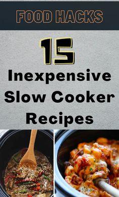 Crock Pot Food, Crockpot Dishes, Crock Pot Slow Cooker, Slow Cooker Recipes, Crockpot Recipes, Cooking Recipes, Life Hacks Home, Stewed Chicken, 30 September