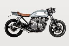 Cool Breeze - Barn Built Kawasaki Zephyr Cafe Racer - via returnofthecaferacers.com