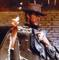 Still of Clint Eastwood in A Fistful of Dollars