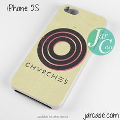CHVRCHES gun Phone case for iPhone 4/4s/5/5c/5s/6/6 plus