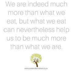 Eat real food..  . . . . Portervillemarket.co.za Farmers Market, Real Food Recipes, Marketing, Eat, Instagram, Healthy Food Recipes