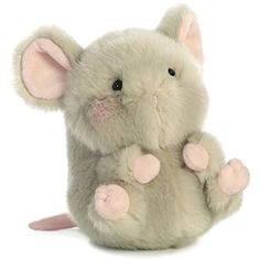 """Rolly Polly Pet 5"""" - Frisk the Mouse * Find out more about the great product at the image link. (This is an affiliate link) #StuffedAnimalsPlushToys"""