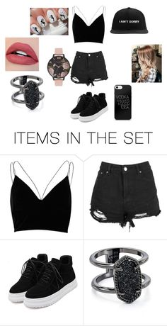 """""""Summer"""" by spagetti-cupcake ❤ liked on Polyvore featuring art"""