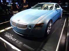 BMW Z9 GT (1999) @ BMW Museum