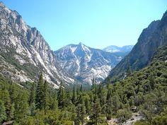 Kings Canyon National Park California