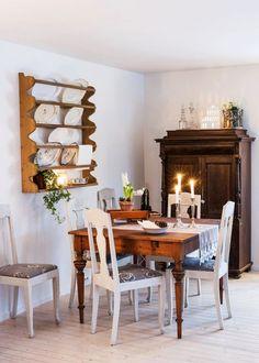 6 tips för mysig adventsstämning – som varar hela december – Hus & Hem B & B, Dining Table, December, Inspiration, Furniture, Home Decor, Biblical Inspiration, Decoration Home, Room Decor