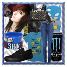 """""""I'm not in this universe my body's stuck in reverse. My lungs are always short of breath, you see these tracks you know the rest. My face is skuffed my eyes are black... Where's the point where I turn back. """" by xxyourinsanexx on Polyvore featuring polyvore fashion style Paul by Paul Smith Vans Material Girl ELSE clothing"""