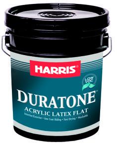 DURATONE es una pintura de látex acrílico formulada especialmente para uso tropical.