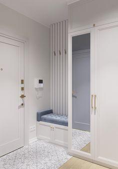 Wardrobe Door Designs, Wardrobe Design Bedroom, Bedroom Closet Design, Home Decor Bedroom, Closet Designs, Home Hall Design, Home Interior Design, Apartment Interior, Apartment Design