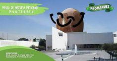 En #Promanuez te recomendamos el Museo de Historia Mexicana en #Monterrey, un excelente lugar que es parte del Paseo Santa Lucía donde podrás conocer importantes datos de nuestra historia.