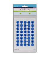 Cuttlebug Plus Embossing Folders-Monogram Seals