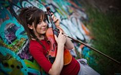 lindsey stirling by Divonsir Borges