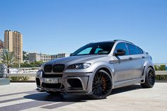 The world's first database for sexy cars. Bmw Suv, Bmw Cars, Bmw X Series, E60 Bmw, Suv 4x4, Suv Trucks, Performance Cars, Sexy Cars, Custom Cars
