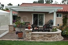Look At This Super Nice Patio Design Featuring Our