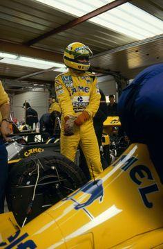 Senna 1987.