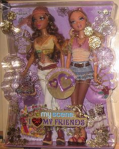 My Scene - I Love My Friends - Madison & Kennedy | Flickr - Photo Sharing!