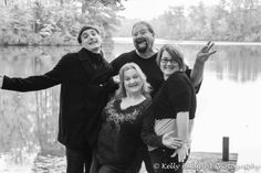 Funny family portraits are a must! ~ Kelly Hudgins Photography ~ Hunter Lowe: Class of Funny Family Portraits, Family Humor, Lowes, Guys, Couple Photos, Couples, Photography, Couple Shots, Photograph
