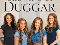 """The oldest Duggar girls — Jana, Jill, Jessa, and Jinger (ages 24, 22, 21, 20) — have written a book about relationships: """"Growing Up Duggar: It's All About Relationships,"""" Predictably, people are fascinated by the idea of dating advice from four 20-somethings who have never been kissed, and never"""