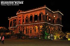 The Mansion Ruins in Talisay, Negros Occidental | Backpacking Philippines