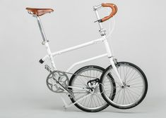 Valentin Vodev's Vello folding bike